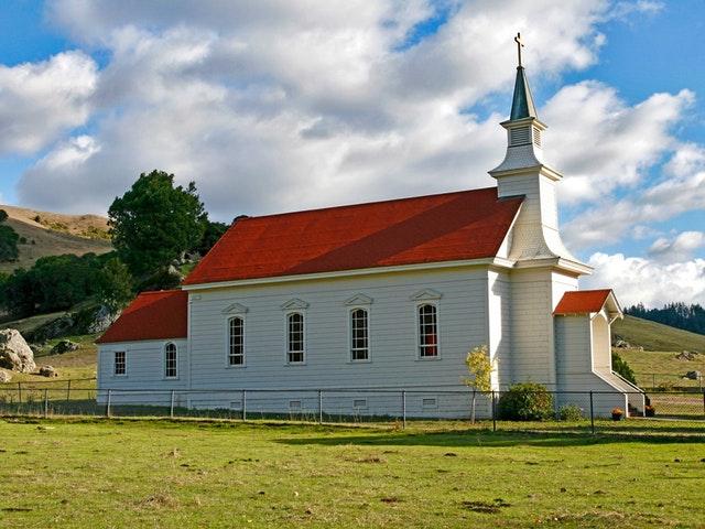 En fin kyrka